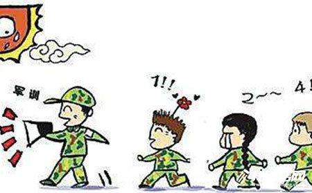 员工军训心得体会总结_关于员工军训的总结