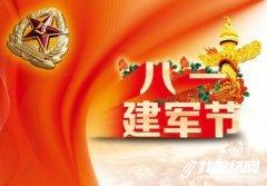2020民政局八一建军节双拥活动总结